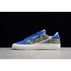 Adidas Continental Vulc Blue White Black EF3526 36-44