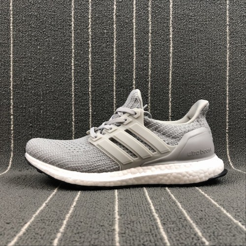 online store 3a960 6bb55 Adidas Ultra Boost UB4.0 Gray White BB6167 39-45