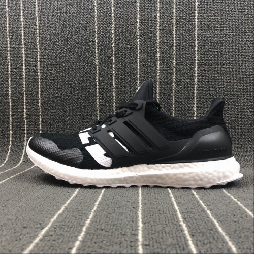 low priced d9409 2575a UNDEFEATED x Adidas Ultra Boost UB4.0 Back White B22480 39-45