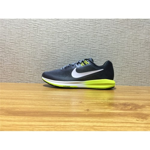 super popular da686 86715 Men Nike Air Zoom Structure 21 Dark Blue 904695 007