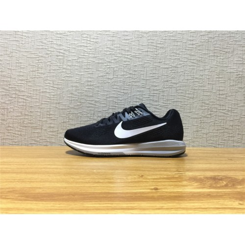 competitive price a455c fbe24 Unisex Nike Air Zoom Structure 21 Black 904701 001