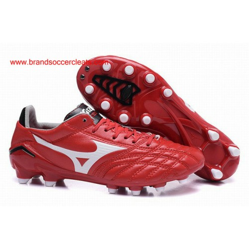 huge discount 1a8e9 12abe FG mizuno mens morelia neo professional red white black footbal boots  Outlets