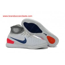 online store 1e114 2c301 IC Nike mens magistax proximo 2 grey pure platinum wolf football shoe indoor  court For Sale