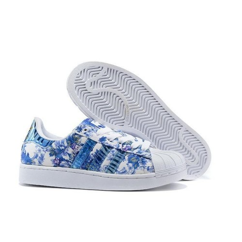 Adidas Superstar Floral Shoes B57177